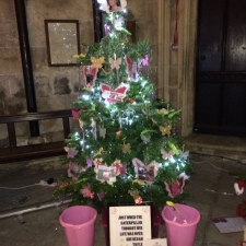 Beverley Minster Christmas Tree Festival 2015