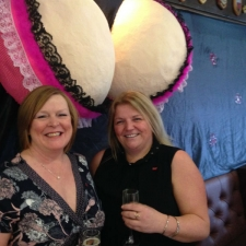 Beverley RUFC Ladies Day In Aid of HBF 21st March 2015